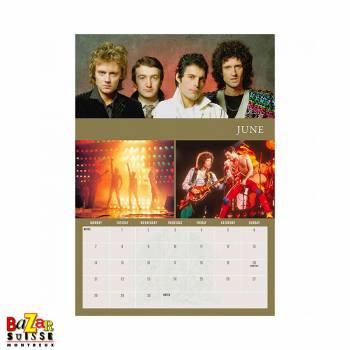 Official Queen Calendar 2021