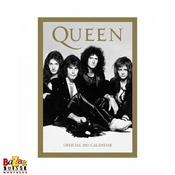 Official Queen Calendar 2021