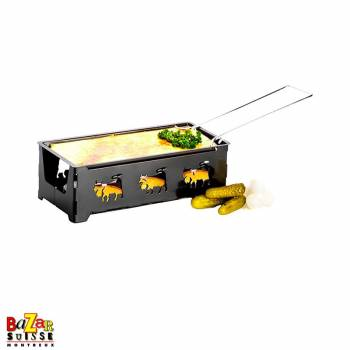 Raclette H'eat Cheese at home - vache