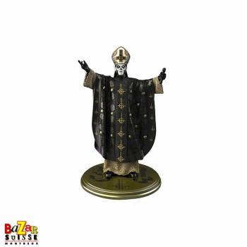 Ghost Papa Emeritus III - figurine Rock Iconz from Knucklebonz