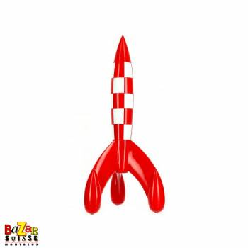 Fusée Tintin 60cm