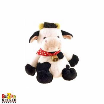 Peluche vache toute douce