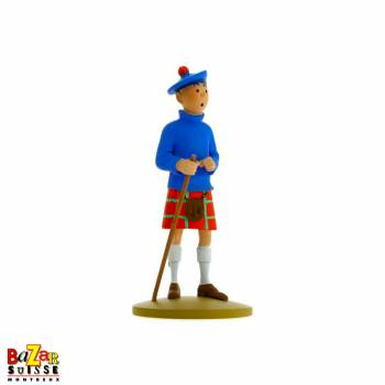 Tintin en kilt