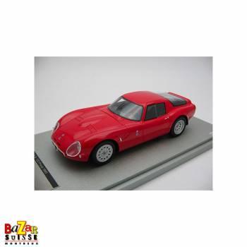 Alfa Romeo TZ2 Press Rouge Alfa 1965