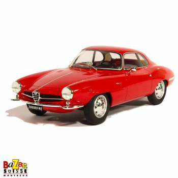 Alfa Romeo Giulietta SS 1961 1:18 de Best of Show