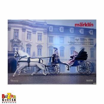 "Replica of a bourgeois carriage ""High Society"" 1908 - Märklin"