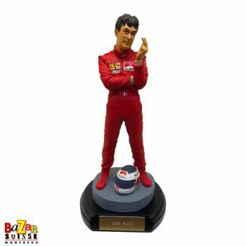 Figurine Jean Alesi pilote F1