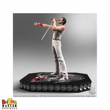 Freddie Mercury - Queen - figurine Rock Iconz de Knucklebonz