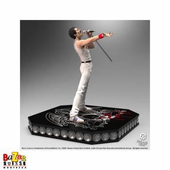 Freddie Mercury - Queen - figurine Rock Iconz from Knucklebonz