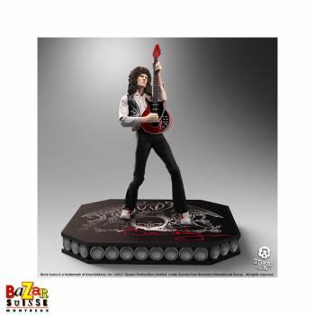 Brian May - Queen - figurine Rock Iconz de Knucklebonz