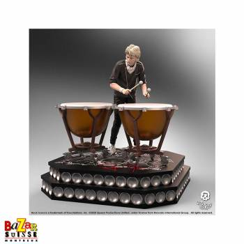 Roger Taylor - Queen - figurine Rock Iconz from Knucklebonz