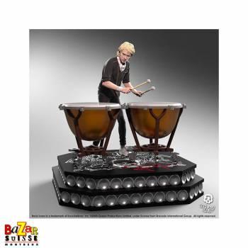 Roger Taylor - Queen - figurine Rock Iconz de Knucklebonz