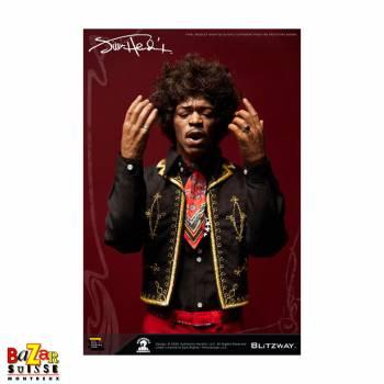 Jimi Hendrix figurine