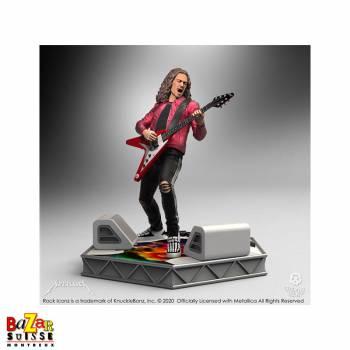 Kirk Hammett (Metallica) - figurine Rock Iconz de Knucklebonz