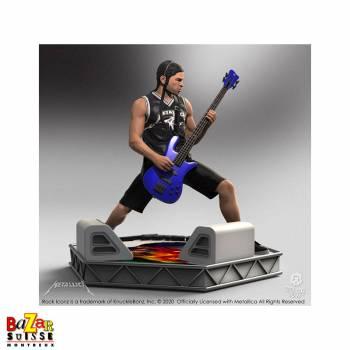 Robert Trujillo (Metallica) - figurine Rock Iconz de Knucklebonz