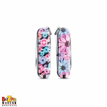 Classic - Dynamic Floral Victorinox Swiss Army Knife - Limited edition 2021