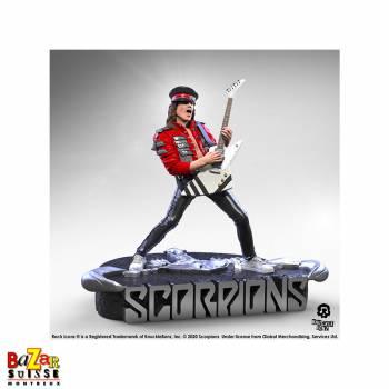 Matthias Jabs (Scorpions) - figurine Rock Iconz de Knucklebonz