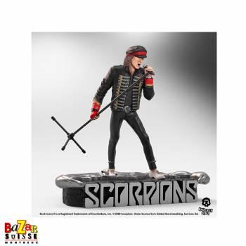 Klaus Meine (Scorpions) - figurine Rock Iconz from Knucklebonz
