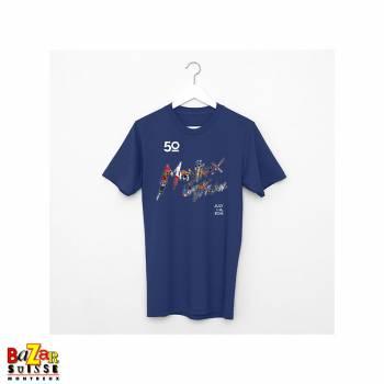 T-shirt officiel du Montreux Jazz Festival 2016
