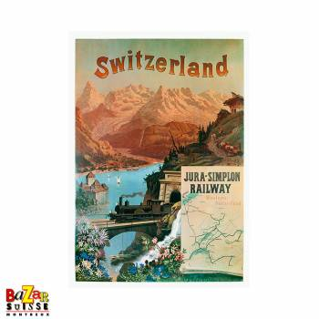 Poster Switzerland