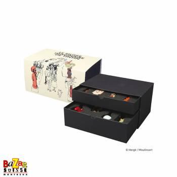 "Tintin ""Musée Imaginaire"" treasure drawer box set"