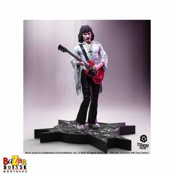 Tony Iommi - Black Sabbath - figurine Rock Iconz de Knucklebonz
