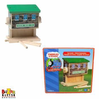 Log loader - Thomas &...