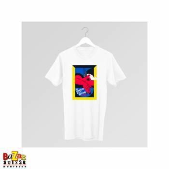 T-shirt officiel du Montreux Jazz Festival 2021