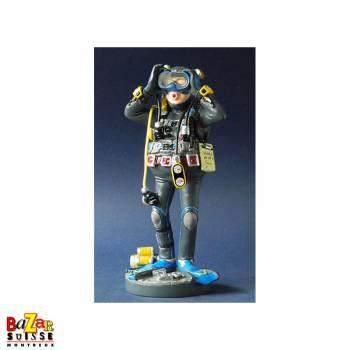 Le plongeur - figurine Profisti petit