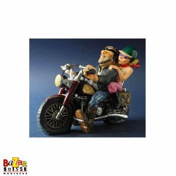 Le motard - figurine Profisti petit