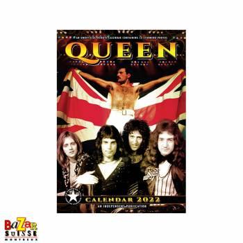 Queen collector Calendar 2022