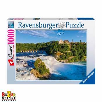 Chutes du Rhin - Puzzle...