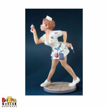 The nurse - figurine Profisti