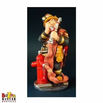 The fireman - figurine Profisti