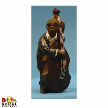 The bassist - figurine All That Jazz Small