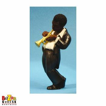 The second trumpet - figurine All That Jazz Small