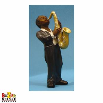 The first saxophonist - figurine All That Jazz Small