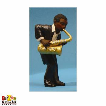 The second saxophonist - figurine All That Jazz Small