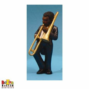 The trombone - figurine All That Jazz Small