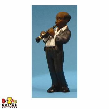 """The clarinet"""