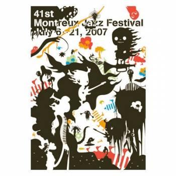 Poster Montreux Jazz Festival 2007
