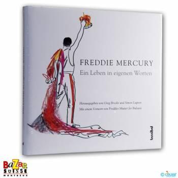 """Book Freddie Mercury """"Ein Leben in eigenen Worten"""""""