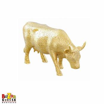 Mira Moo Gold - cow CowParade