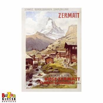 Poster Zermatt