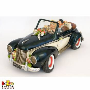 Just Married - Forchino figurine