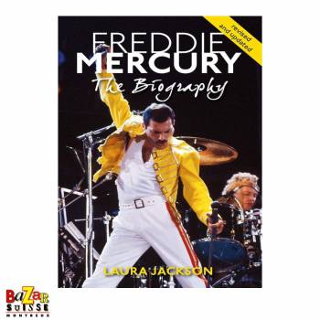 Livre Freddie Mercury The Biography
