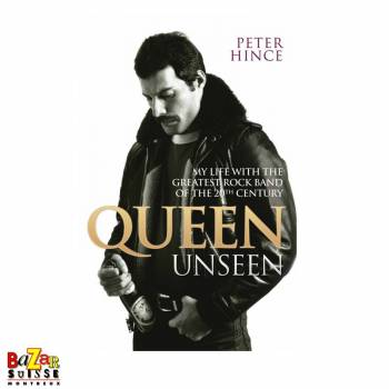 Livre Queen Unseen
