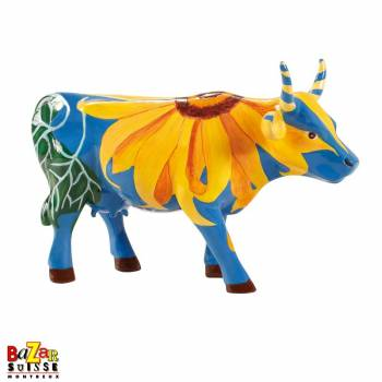 Udderly Sunflowers - cow CowParade
