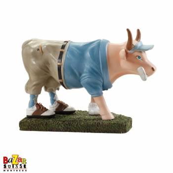 Golfer Cow - cow CowParade