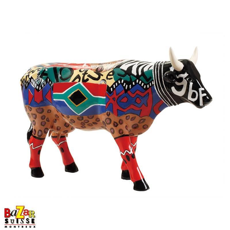 Metallicow - cow CowParade